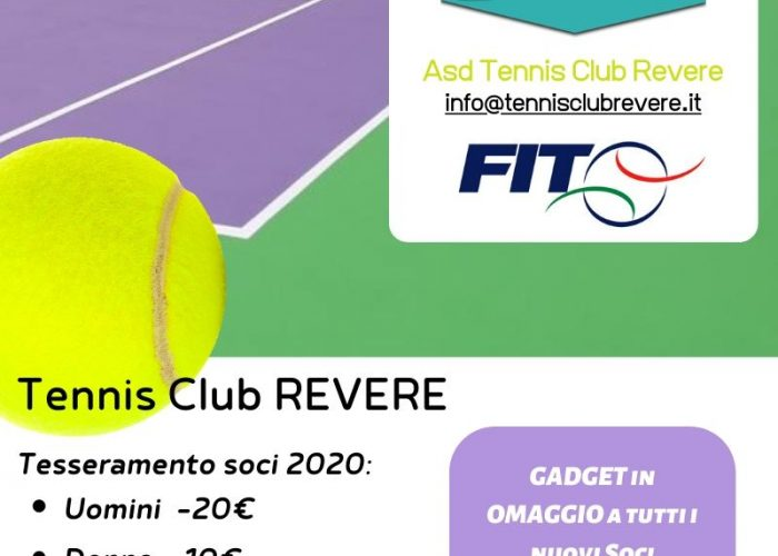 Asd Tennis Club Revere