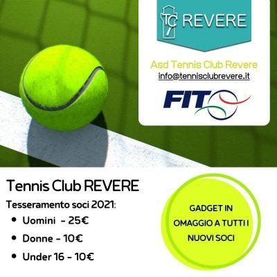 Asd Tennis Club Revere_2021